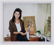 Gillian Wearing - Me as an Artist