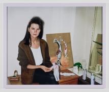 Gillian Wearing - Me as an Artist