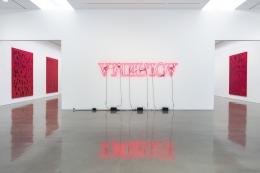 Glenn Ligon - Regen Projects
