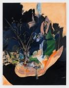 Elliott Hundley, Studio with Vase