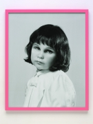Gillian Wearing, Self Portrait at Three Years Old, Family Album