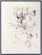 Paul McCarthy, 1992 Drawing Show