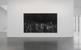 Glenn Ligon - if you call that gone