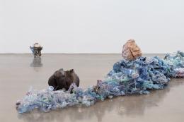 Liz Larner - As Stars and seas Entwine