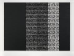Glenn Ligon - come out study 2