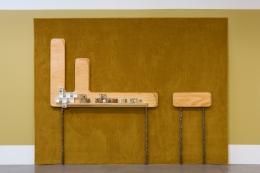 Andrea Zittel, RAUGH Furniture: Energetic Accumulator I