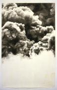 Toba Khedoori, (Clouds)