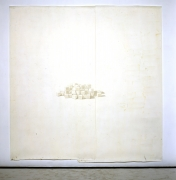 Toba Khedoori, Untitled (Blocks)