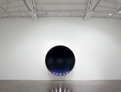 Anish Kapoor, Cyan to Purple