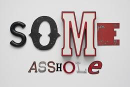 Jack Pierson - Some Asshole