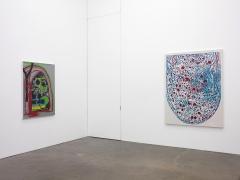 EJ Hauser, Barn Spirits, installation view at Derek Eller Gallery, New York