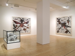 Dominic McGill, FuturePerfect, installation view at Derek Eller Gallery, New York