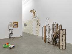 Nancy Shaver,Dress the Form, installation view at Derek Eller Gallery, New York