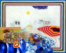 Always Jones'n, 2003, oil on canvas