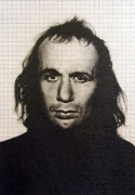 Vito Acconci, 2003, graphite on paper