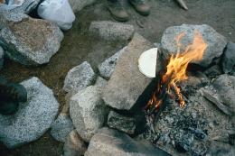 Tortilla, 2009 c-print