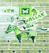 Vallak, 2006, mixed media on paper