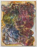 Roman's Smoke, 2015-16, oil on linen