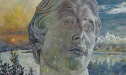 The Nature of Alexander, 2008, oil on linen
