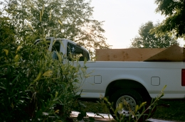 White Pickup, 2009