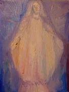 Madonna, 2002, oil on linen