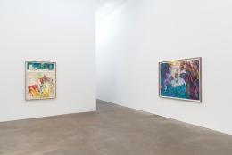 Mimi Lauter, Devotional Flowers, installation view at Derek Eller Gallery, New York