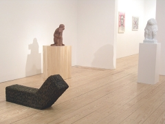 Carl D'Alvia, installation view at Derek Eller Gallery, New York