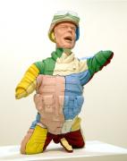 Ivan Witenstein, Time Bomb Shell II, 2007