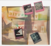 THOMAS BARROW Different Concepts 4, 1979-81