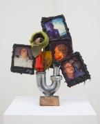 Self-Portrait, 2007 mixed media