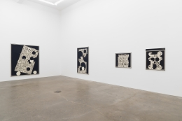 David Korty, SLEEPER, installation view at Derek Eller Gallery, New York