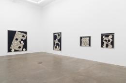 David Korty, SLEEPER, installation view at Derek Eller Gallery, New York