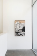 Installation view, Pieces of a Man, 2021