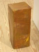 Ceramic box, 2007, ceramic