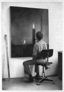 Gerhard Richter, 2002, graphite on paper
