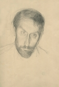 Jean Veber Self-Portrait, c. 1905