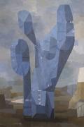 Blue Cactus, 2011
