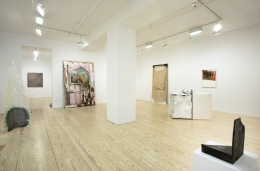 Perfectly Damaged, installation view at Derek Eller Gallery, New York