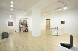 Perfectly Damaged, installation view at Derek Eller Gallery, New York