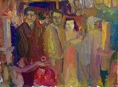 Philadelphia Story, 2003, oil on linen