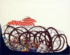 Basin,2003, oil on canvas