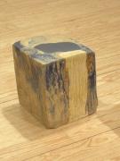 Stoneware Box, 2007, glazed ceramic