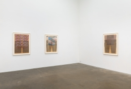 ELLEN LESPERANCE, Together We Lie in Ditches and in Front of Machines, installation view