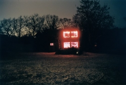 Red House, 2004, c-print