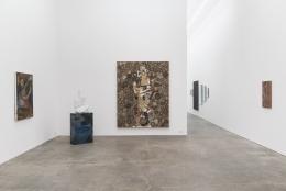 Peter Linde Busk,Any Port in a Storm, installation view at Derek Eller Gallery, New York