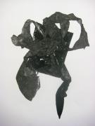 Bags 5, 2011, monotype