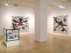 FuturePerfect installation view at Derek Eller Gallery