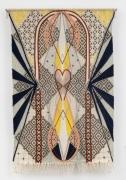 Julia Bland,Blanket for the Heart's Flight, 2021