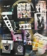 THOMAS BARROW La Moindre Lumiere (Le Chat Noir), 1985