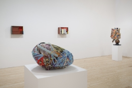 A Rare Earth Magnet, installation view at Derek Eller Gallery, New York